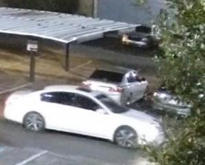 Police seek suspect's ID in theft of wheels, tires