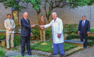 U.L. Coleman Companies join community support of LSU Health Shreveport COVID-19 testing