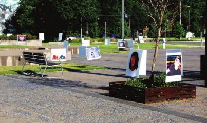 Art show gets a breath of fresh air