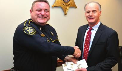 Veteran Bossier Deputy promoted