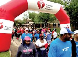 Heart Walk digital experience brings communities together to fight Heart Disease and Stroke