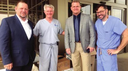 Bossier school helps local health-care community