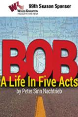 Tickets for 'Bob: A Life in Five Acts' are now on sale