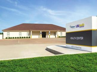 Ochsner LSU Health Shreveport opens