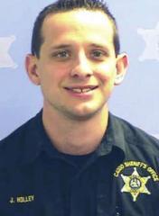 Caddo Sheriff announces promotion