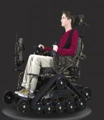 DeSoto helps teen get new chair