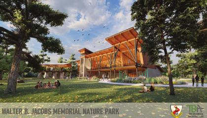 Walter B. Jacobs Nature park a local treasure that needs upgrading