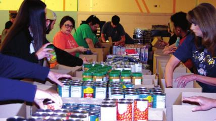 Food Bank of NW Louisiana to provide meals for children