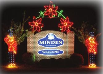 Shop Small Business Saturday in historic Downtown Minden