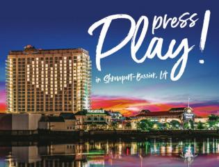 Shreveport-Bossier Convention and Tourist Bureau releases 2020 annual report on tourism in Caddo and Bossier Parishes
