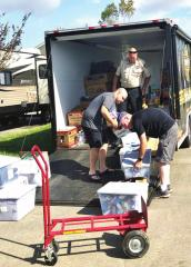 Bossier donations making a difference