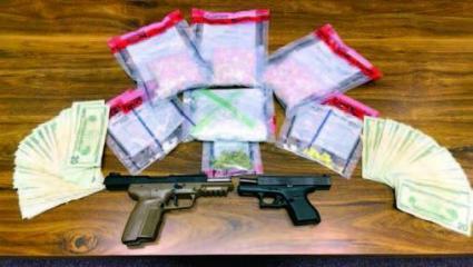 Ark. men arrested on drug, weapons charges