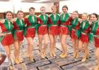 Benton Tigers Dance Line and Cheer star in Macy's Parade