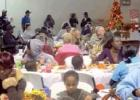 Salvation Army spreads Thanksgiving cheer