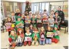 """Bossier kids donate hundreds of toys to """"Operation Christmas Wish"""""""